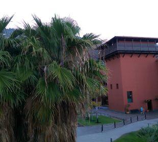 Blick aufs Haupthaus Teneguia Princess
