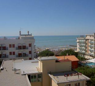 Blick zum Meer Hotel Panorama