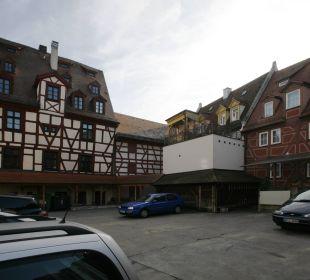 Parkplatz Hotel Am Jakobsmarkt