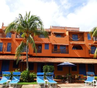Hotel Gebäude Hotel Costa Linda