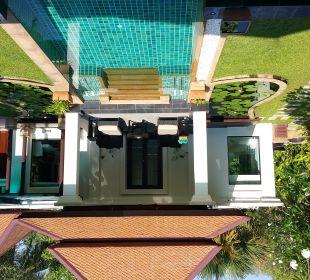 Außenansicht Hotel Banyan Tree Phuket