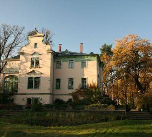 Malten-Villa in autumn Therese-Malten-Villa