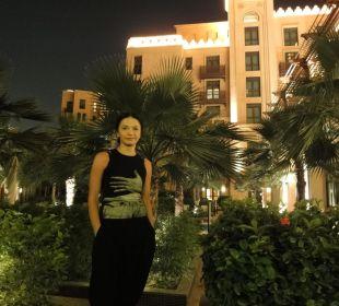 Вид из номера Vida Hotel Downtown Dubai