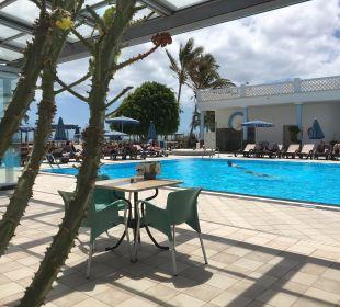 Poolbereich Hotel Las Costas