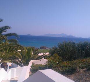 Weg in der Anlage Hotel Lagas Aegean Village