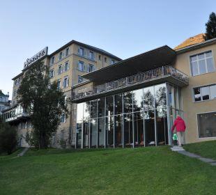 Hotel Hinterseite Hotel Saratz