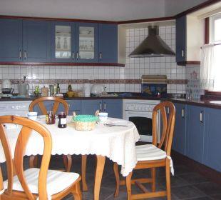 Küche mit Essbereich Villen Los Lomos