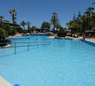Pool, ideal für die Kids allsun Hotel Eden Playa
