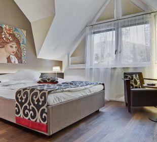 Einzelzimmer Grandlit Belvédère Strandhotel
