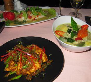 Köstliches aus der Küche Khao Lak Riverside Resort & Spa