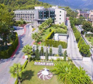 Entrance Eldar Resort
