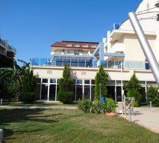 Gartenanlage Hotel Titan Select