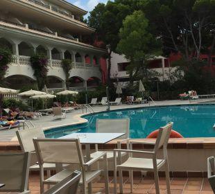 Pool Aparthotel Diamant
