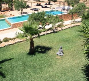 Pool Finca Es Pinaretta