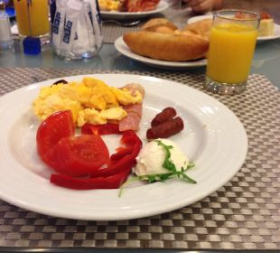 Frühstück  Hotel H10 Marina Barcelona