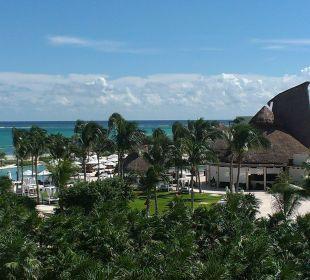 Blick vom Zimmer Secrets Maroma Beach Riviera Cancun