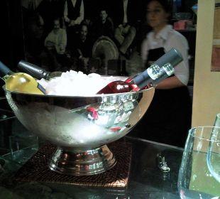 Apéro vor Weinkeller-Dinner Hotel & Wine Resort Villa Dievole