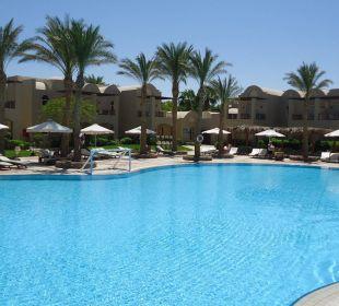 Poollandschaft Hotel Iberotel Makadi Beach