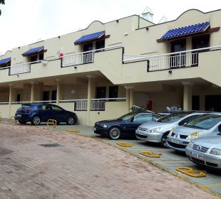 Hotelparkplatz Hotel XQ El Palacete