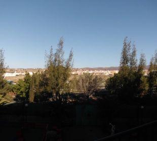 Ausblick vom Zimmer Hotel Mirador Maspalomas Dunas