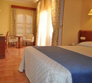 Einzelzimmer/Single room/Habitación individual Hotel Don Antonio