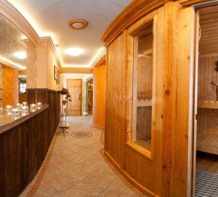 Sauna Rauriser Ruah Gästehaus Luggau