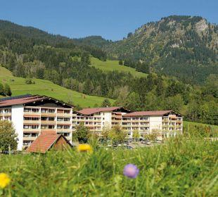 Herzlich Willkommen im Traumurlaub  Die Gams Hotel - Resort