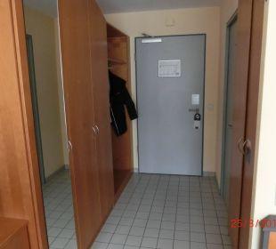 Alles ok,sauber Victor's Residenz Hotel Berlin Tegel