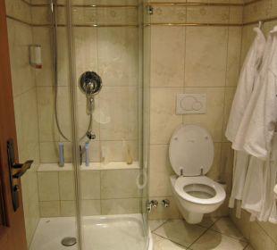 Das schicke Badezimmer