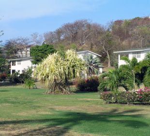 Blick zum APP Nr.2 Hotel The Calabash