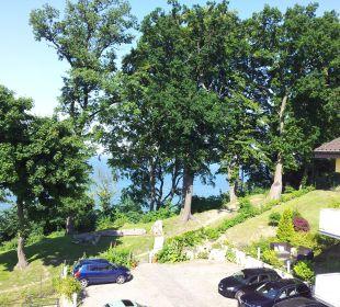 Alle Parkplätze direkt am Hotel Inselhotel Rügen B&B