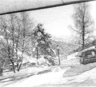 Ausblick Schatzberg-Haus