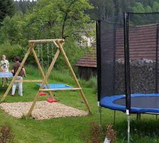 Spielplatz Ferienwohnung Urlaubsnest