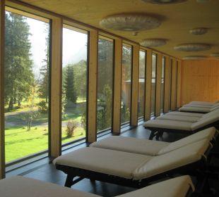 Saunabereich Hotel Fischer am See
