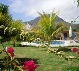 Terrassenblick Ferienhaus Villa Cocuyo Apartments