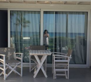 Bungalow mit Meerblick  Hotel Nissi Beach Resort