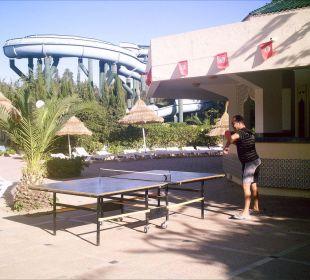 Tischtennis Hotel Club Acquaviva