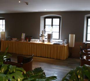 Kaffeeraum Hotel Bon Alpina