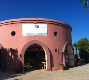 Rerstaurant am Strand Arena Inn Hotel, El Gouna