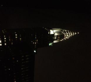 Ausblick auf das Chrysler-Building Hotel Westin New York Grand Central