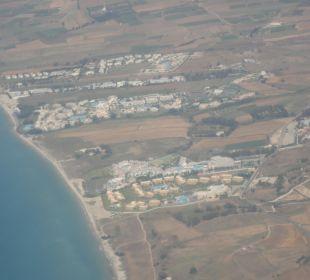 Hotel vom Abflug aus-erstes unten! Hotel Horizon Beach Resort