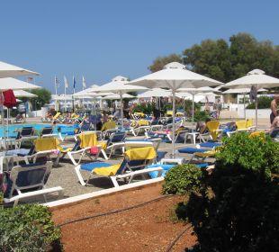 Spasspool AKS Annabelle Beach Resort