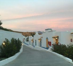Gartenanlage Hotel Lagas Aegean Village