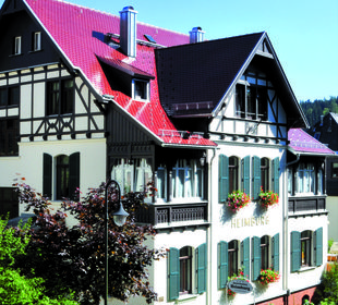 Heimburg Bad Elster Hotel-Pension Heimburg