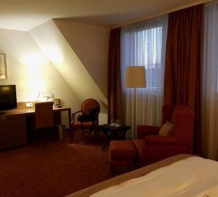 Zimmer Hotel Holiday Inn Nürnberg City Centre