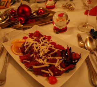 Köstlichkeiten aus der Region Landgasthof Sonnblick