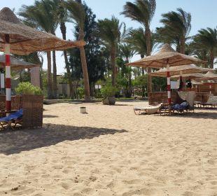Am Hotelstrand Hotel Iberotel Makadi Beach