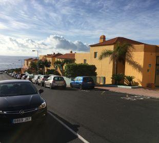 Außenansicht Apartamentos La Caleta