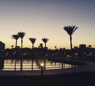Sonnenuntergang Dana Beach Resort