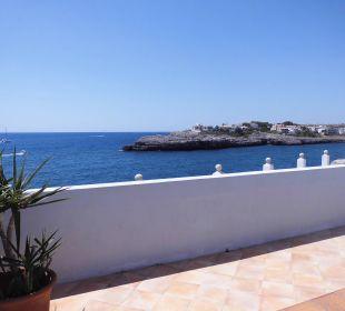 Blick von der Terrasse JS Hotel Cape Colom
